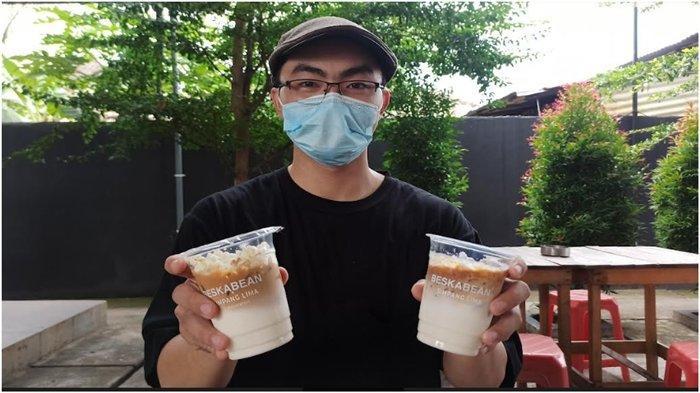 Cara Membuat Kopi Baska Creamy Popcorn Ala Beskabean Simpang Lima