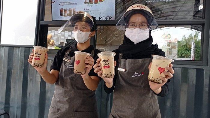 Mengintip Perjalanan Kopi Kenangan di Palembang, Setahun Ekspansi Miliki 11 Cabang