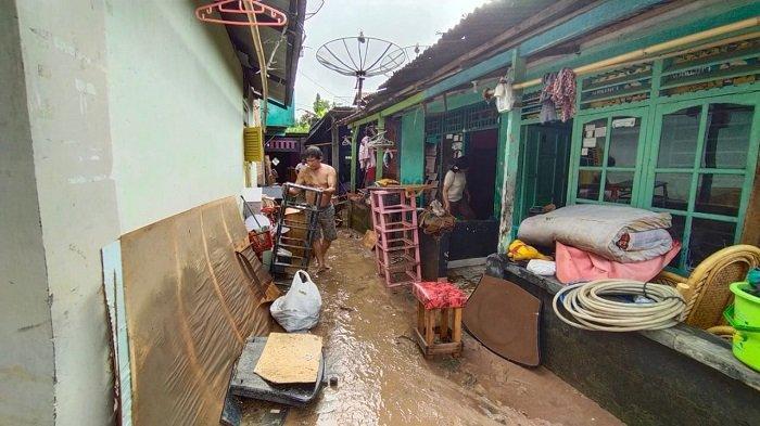 Cerita Korban Banjir di Lubuklinggau, Sedang Tidur Kaget Kasurnya Sudah Basah