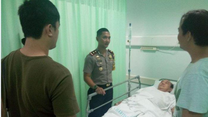 Saksi Perampokan Bos Toko Emas di Palembang : Pelaku Bawa Pisau Panjang Bacok Korban