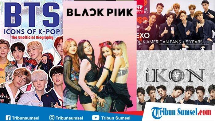 Download Lagu Korea Paling Populer 2019 Via Aplikasi Deezer Joox Spotify Begini Caranya Halaman All Tribun Sumsel