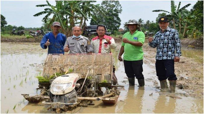 Kostratani BPP Rambutan Kabupaten Banyuasin Bangkitkan Semangat Petani untuk IP 200