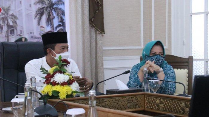 Palembang Terima Penghargaan Kota Layak Anak (KLA) Tahun 2021