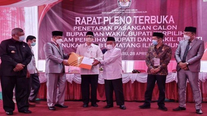 Gubernur Sumsel Bakal Lantik Bupati dan Wakil Bupati PALI, Berikut Jadwalnya