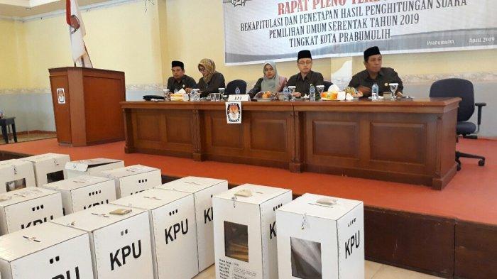 Inilah 25 Nama Caleg DPRD Kota Prabumulih yang Lolos, Berdasarkan Data DB1 KPU Prabumulih