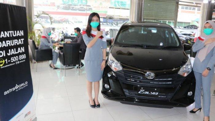 Khusus Bagi Dokter dan Tenaga Medis, Kredit Mobil Toyota Bunga 0-2 Persen