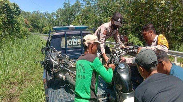 Kronologi Kecelakaan Maut di Kikim Timur Lahat Tadi Pagi, Megapro vs Vixion, 3 Tewas
