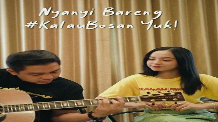 Kunci Gitar Lagu Lyodra-Kalau Bosan, Kalau Kamu Bosan Jangan Menghilang, Original Chord Mulai dari B