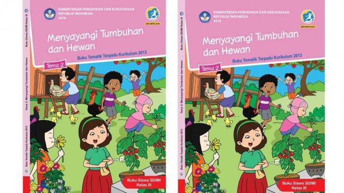 Kunci Jawaban Buku Tematik Tema 2 Kelas 3 Sd Hal 147 148 149 152 153 154 Pembelajaran 6 Subtema 3 Tribun Sumsel