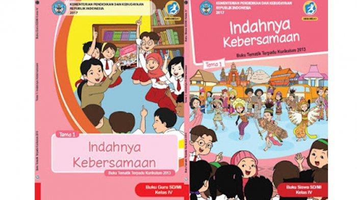 Ini Kunci Jawaban Tema 1 Kelas 4 Sd Hal 146 148 149 150 153 Buku Tematik Subtema 3 Pembelajaran 3 Tribun Sumsel