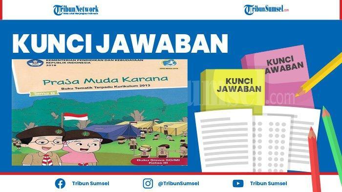 Keragaman Apa yang Kamu Temukan Pada Teks Kekayaan Indonesia? Kunci Jawaban Tema 8 Kelas 3