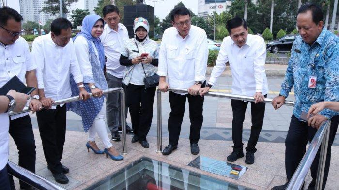 Sekda Palembang Pelajari Pedestrian Jakarta