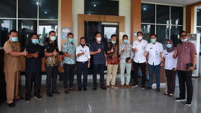 Komisi I DPRD Kaur Bengkulu Kunker ke Diskominfo Lubuklinggau