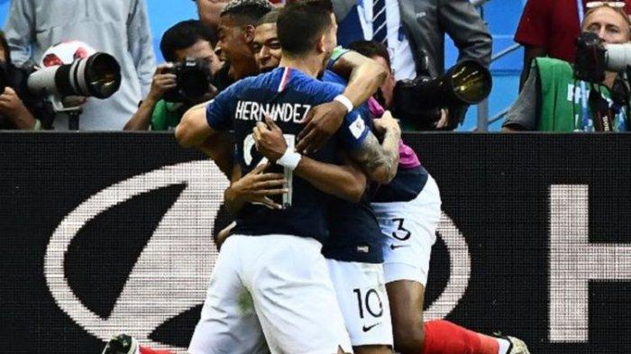 Piala Dunia 2018 Rusia - Dramatis, Prancis Kalahkan Argentina 4-3, Mbappe Luar Biasa, Bye-bye Messi