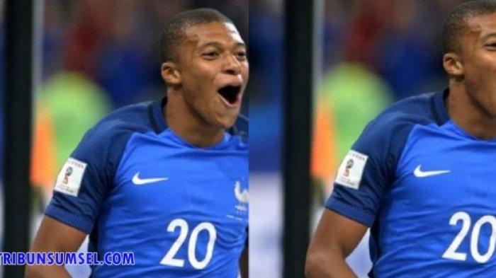 Final Piala Dunia 2018 Prancis Vs Kroasia - Gol Kylian Mbappe Buat Kroasia Semakin tertinggal 4-1