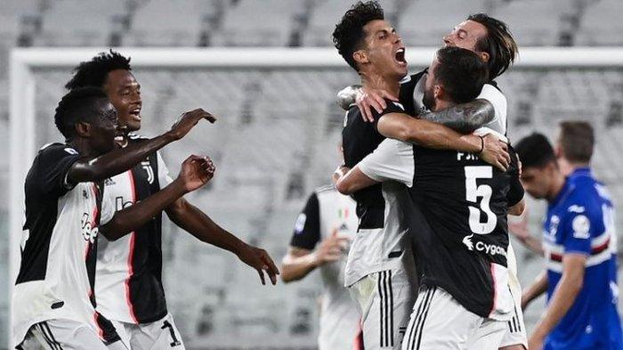 Live Streaming Juventus vs SPAL Coppa Italia,  Ronaldo Cs Jangan Grogi,  Kick Off Pukul 02.45 TVRI