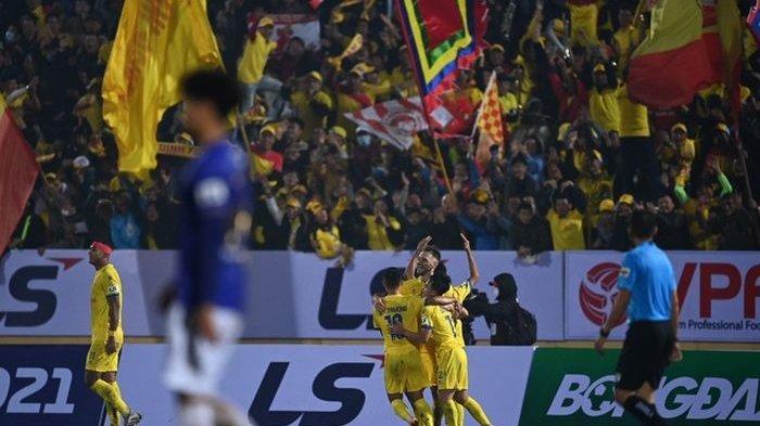 Resmi, Liga Vietnam 2021 Baru Akan Kembali Bergulir Pada Februari 2022