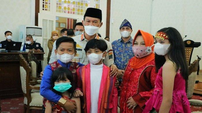 Lagu Rindu Sekolah Dilaunching Harnojoyo, Wakili Perasaan Anak-Anak di Palembang