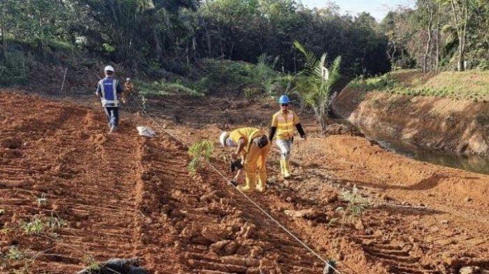 Negoisasi dengan PTBA Tercapai, Warga Desa Tegal Rejo Muara Enim Mulai Pindah