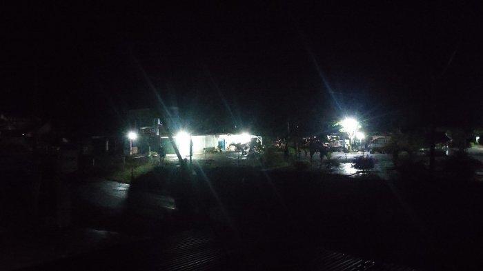 Hujan Deras Disertai Lampu Mati di Empat Lawang Semalam Suntuk, Ini Sebabnya