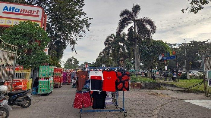 Sering Diminta Pindah, Pedagang BKB Minta Disediakan Tempat Berjualan Permanen