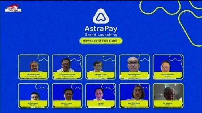 Astra Luncurkan Astrapay, Transaksi dengan Astrapay Lebih Mudah di Masa Pandemi
