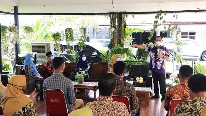 Wali Kota Launching Kegiatan PK21, Dimulai 1 April Hingga 31 Mei 2021