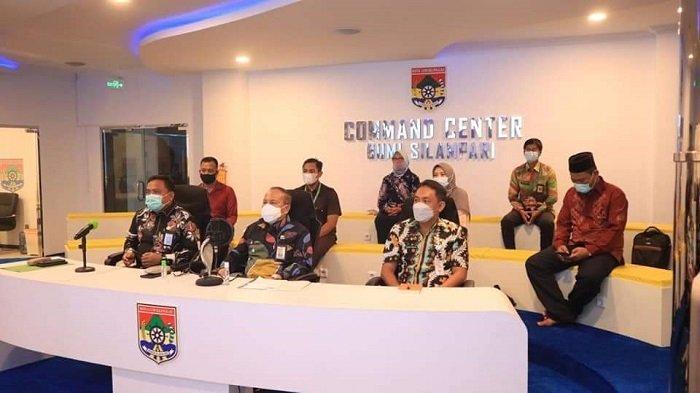 Wawako Launching Sekolah Lawan Corona di Kota Lubuklinggau