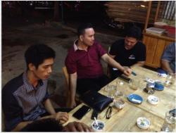Le Café Talang Tuwo Kembalikan Spirit Kedai Kopi