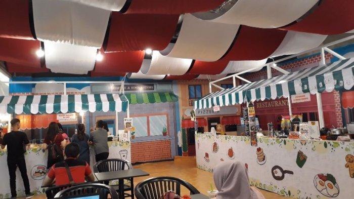 Tampil dengan Konsep Lebih Segar, Le Garden Food Market Siap Manjakan Pecinta Kuliner di Palembang