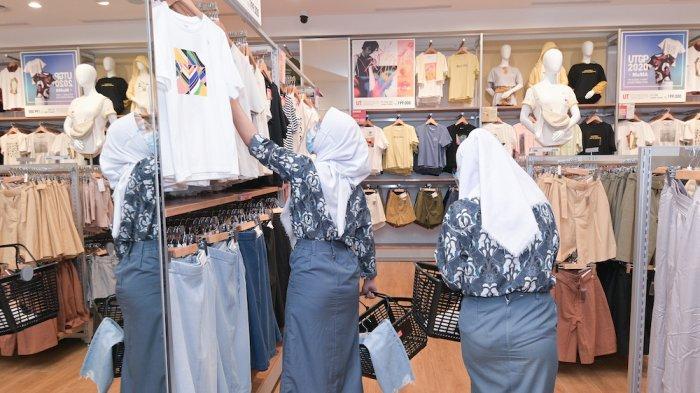 Lebih Dekat Lagi dengan Komunitas di Palembang, UNIQLO Ajak Siswa Berbagi Pengalaman Dibidang Ritel