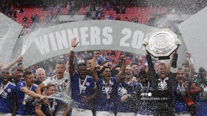 Man City Kalah dari Leicester di  Community Shield, Debut Buruk Grealish, Manusia 100 Juta Pound