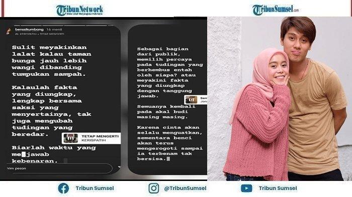 Reaksi Benny Sikumbang Terkait Lesti Kejora & Rizky Billar Akan Dipolisikan Kasus Kebohongan Publik