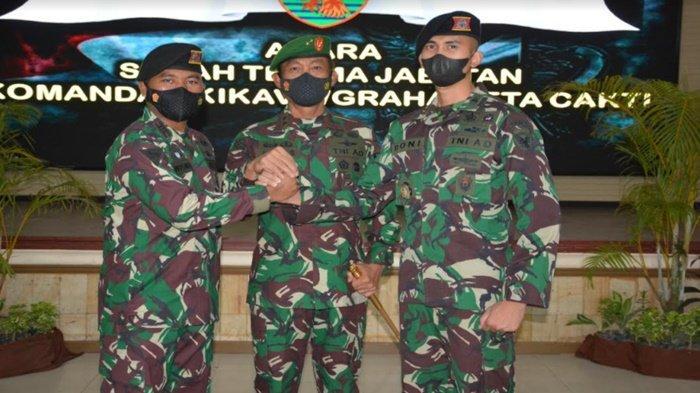 Mengenal Sosok Lettu Doni Prasetyo, Komandan Kompi Kavaleri Kodam II Sriwijaya