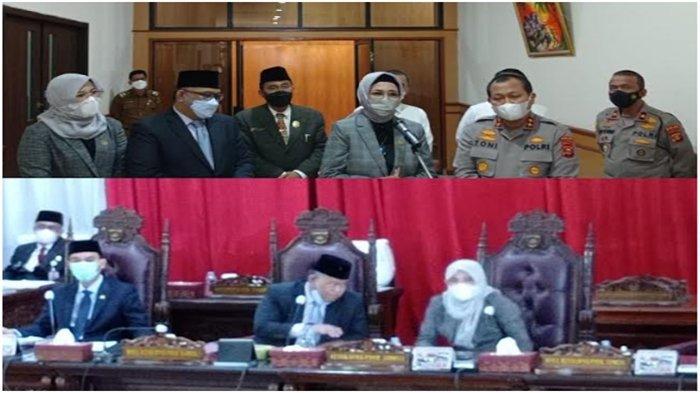 Intip Harta Kekayaan 4 Pimpinan DPRD Sumsel, Setahun Harta Anita, Giri dan Kartika Tambah Rp 2Miliar