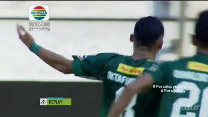 Hasil Babak Pertama Persebaya Surabaya Unggul 2 - 0 dari Persija, Tonton di Sini Live Streaming