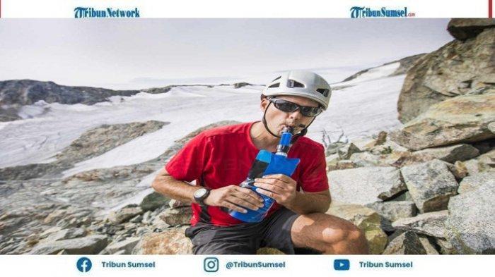 Daftar Manfaat Air Pegunungan Bagi Para Pendaki Gunung, Tak Banyak yang Tahu