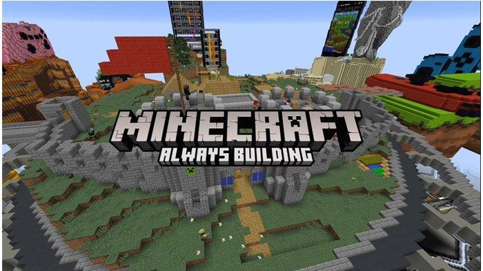 Link dan Cara Dapatkan Game Minecraft, Permainan Populer di PC yang Kini Tersedia di HP Android