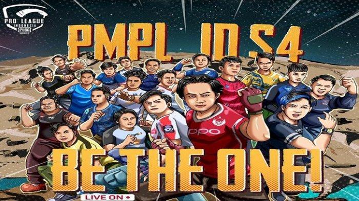 Link Live Streaming Hari Pertama PUBG Mobile Pro League (PMPL) Indonesia Season 4