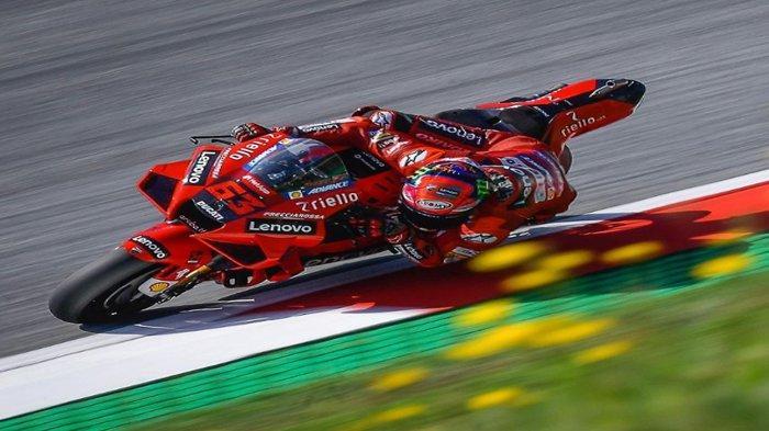 Jadwal dan Link Live Streaming Race MotoGP Styria 2021 di TV Trans 7 Malam Ini, Diprediksi Hujan