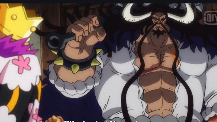 Link Nonton Streaming Anime One Piece Episode 995 Sub Indo di iQIYI, Penyerangan Akazaya Nine