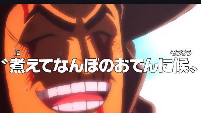 Link Nonton Streaming One Piece 974 Sub Indo di Anoboy, Bukan Oden Namanya Jika Tidak Direbus