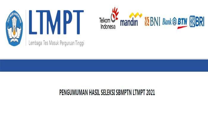 Pengumuman SBMPTN UNDIP Tahun 2021, Cek Link LTMPTN dan Backlink Jika Terjadi Server Error