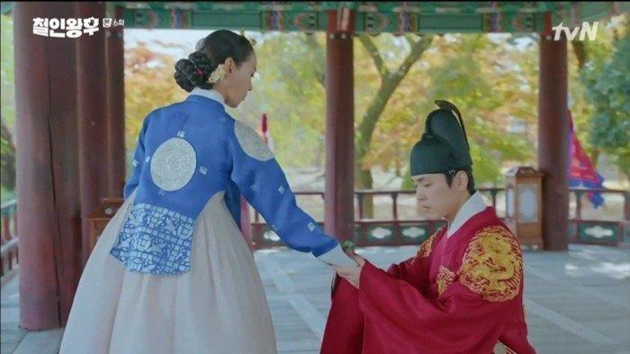 Link Streaming Nonton Drama Korea (Drakor) Mr Queen Sub Indo Episode 1-16
