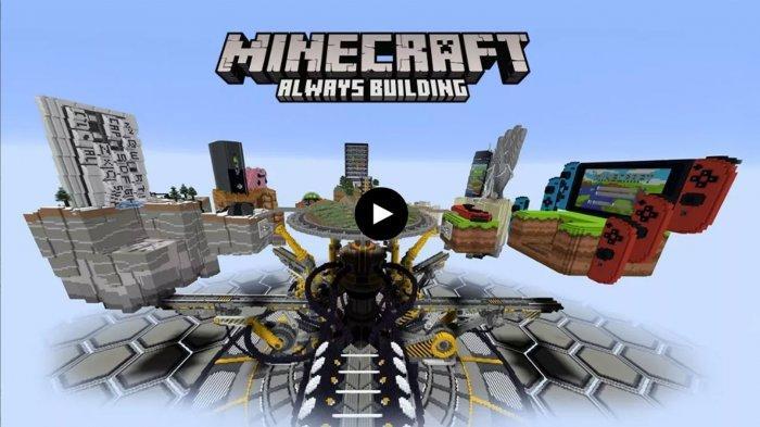 LINK Unduh Minecraft Versi Terbaru 2021 di PlayStore, Game Mobile Paling Populer