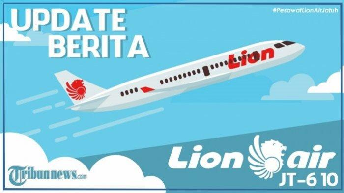 KNKT Ungkap Penyebab Pesawat Lion Air PK-LQP JT 610 Kehilangan Daya Angkat Sehingga Jatuh (Stall)