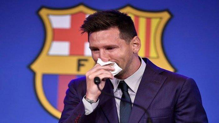 Lionel Messi Sepakat Bergabung Dengan PSG, Digaji 35 Juta Euro Permusim
