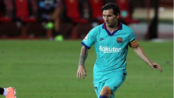 Alasan Lionel Messi Bakal Dicap Pengkhianat Terbesar Sejarah Sepak Bola Andai Pergi dari Barcelona