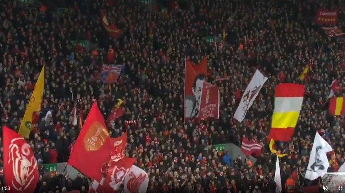 Lirik Anthem Suporter Liverpool 'You Never Walk Alone' Beserta Artinya