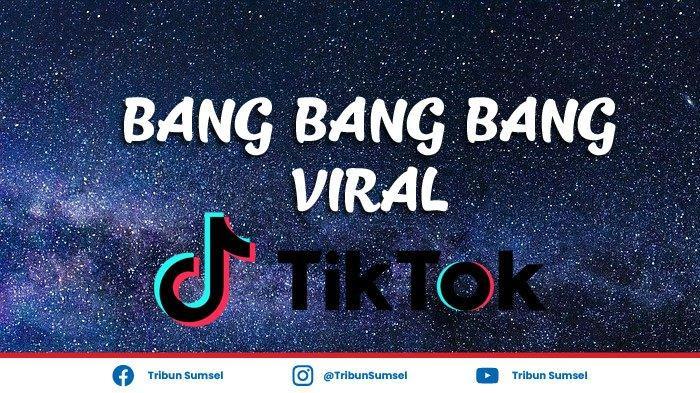 Lirik Bang Bang Bang - Big Bang Viral di TikTok Lengkap dengan Terjamahan Indonesia